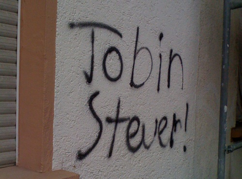 graffiti tobinsteuer