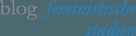 Logo blog feministische studien